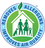 Chem-Dry cleaning removes allergens and bacteria